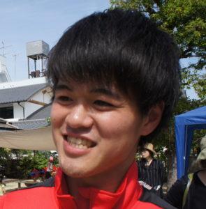 京都サンガFC 田村選手